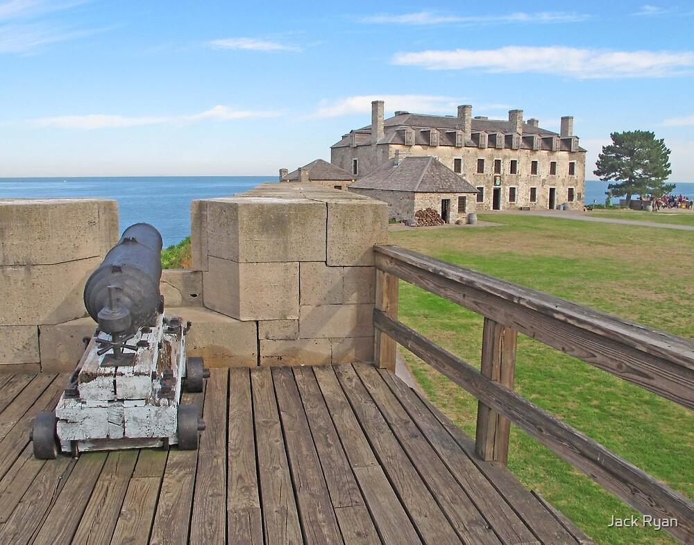 Old Fort Niagara by Jack Ryan