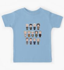 The Thirteen Doctors Kids Clothes