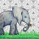 A Daisy for an Elephant by Autumn Linde