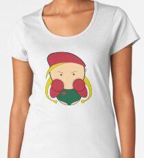 Cammy Premium Scoop T-Shirt