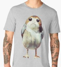 Porg on Ahch-To Men's Premium T-Shirt