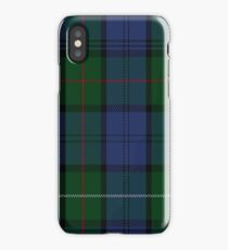 00494 MacKenzie (Vestiarium Scoticum) Clan/Family Tartan  iPhone Case
