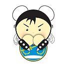 Chun Li by ProPaul