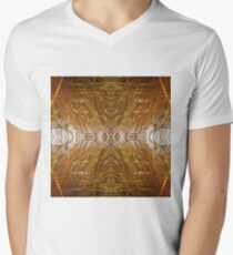 Ornamental Grass Men's V-Neck T-Shirt