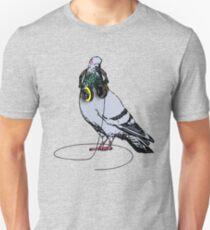 Techno Pigeon Unisex T-Shirt