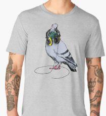 Techno Pigeon Men's Premium T-Shirt