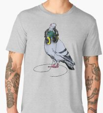 Techno Pigeon Men's Premium T-Shirt