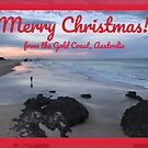 Christmas greetings from Currumbin by Annie Smit