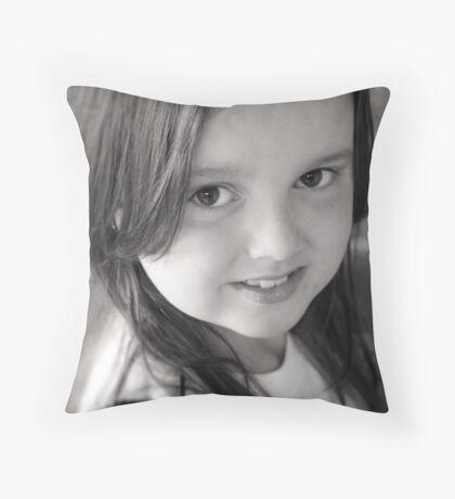 Shikyra Throw Pillow