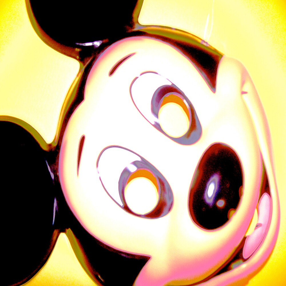 Taking the Mickey #2 by Bella Mattes-Harris