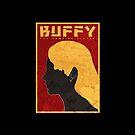 Buffy by marv42