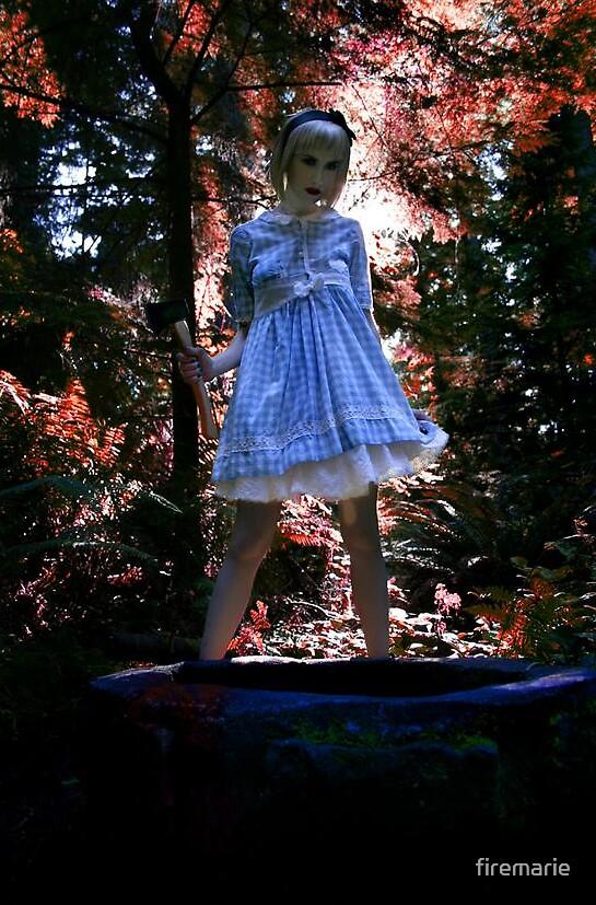 Murderous Alice by firemarie