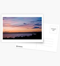 9 Mile Sunset Postcards