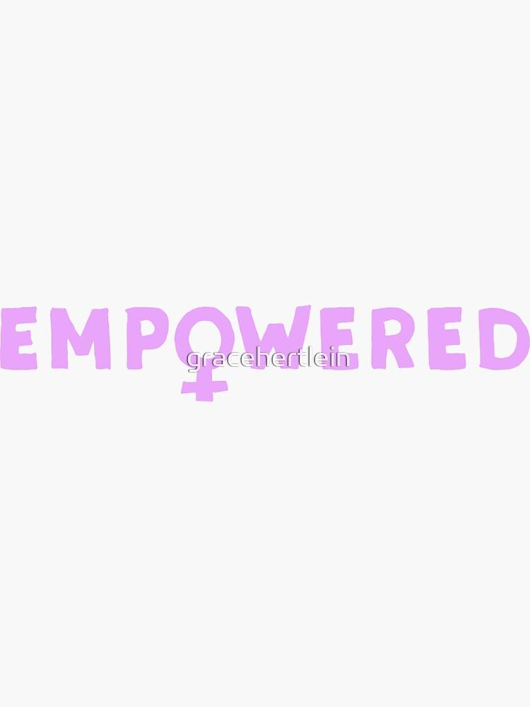 Empowered – Purple by gracehertlein