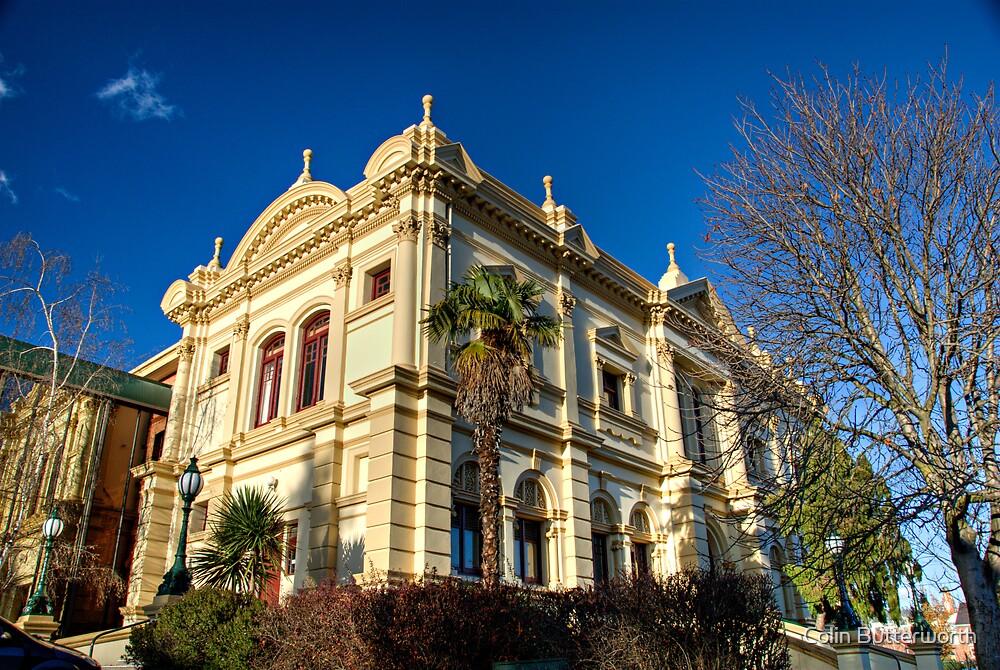 Albert Hall by Colin Butterworth