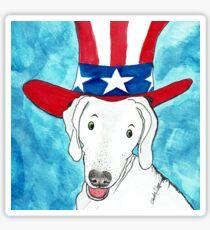 Patriot 2 Sticker
