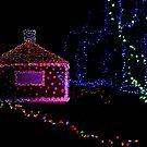 Dreamy gingerbread house by Tamara Travers