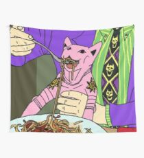 Killer Queen Bites the Spaget Wall Tapestry