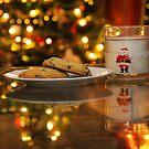 Waiting for Santa by Tamara Travers