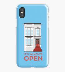 Fuller House - It's Always Open! iPhone Case/Skin