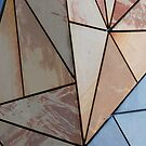 Federation Triangles by Marguerite Foxon