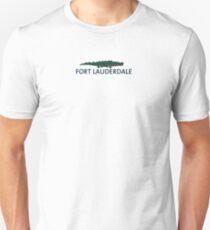 Fort Lauderdale. Unisex T-Shirt