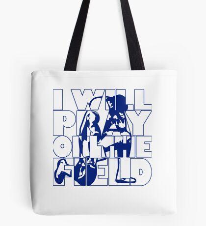 I Will Pray Tote Bag