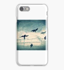 Here they comer iPhone Case/Skin