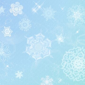 Winter Snow Flake Fun by VampicaX
