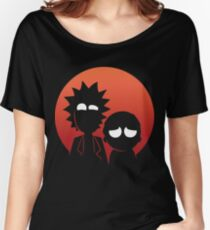 Get Schwifty  - Sunset Women's Relaxed Fit T-Shirt
