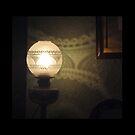Lovely Lamp, Pretty Pattern by KazM