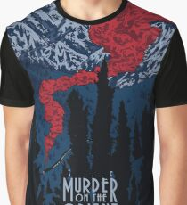 Murder On The Orient Express 2017 Graphic T-Shirt
