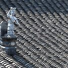 Xian Rooftop by Gillian Anderson LAPS, AFIAP