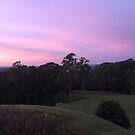 Sunrise over Kangaroo Valley by karenanderson