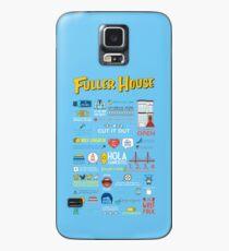Fuller Haus Zitate Hülle & Klebefolie für Samsung Galaxy