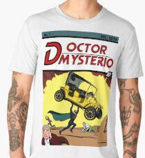 Doctor Mysterio Comics! Fabulous First Issue! Men's Premium T-Shirt