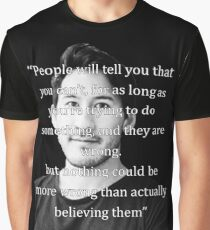 Markiplier Quote 1 Graphic T-Shirt