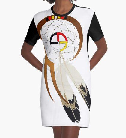 Dream catcher  Graphic T-Shirt Dress