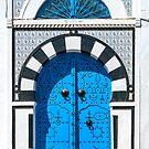 Blue Door by NelehsStuff