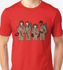 stranger things ghostbusters Unisex T-Shirt