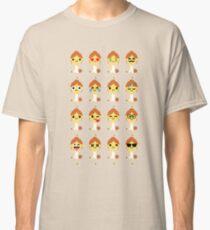 Basketball Girl Emoji   Classic T-Shirt