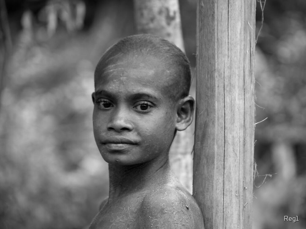 Kombai Boy by Reg1