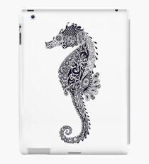 Seahorse Doodle iPad Case/Skin