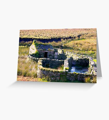 Shepherds House Greeting Card