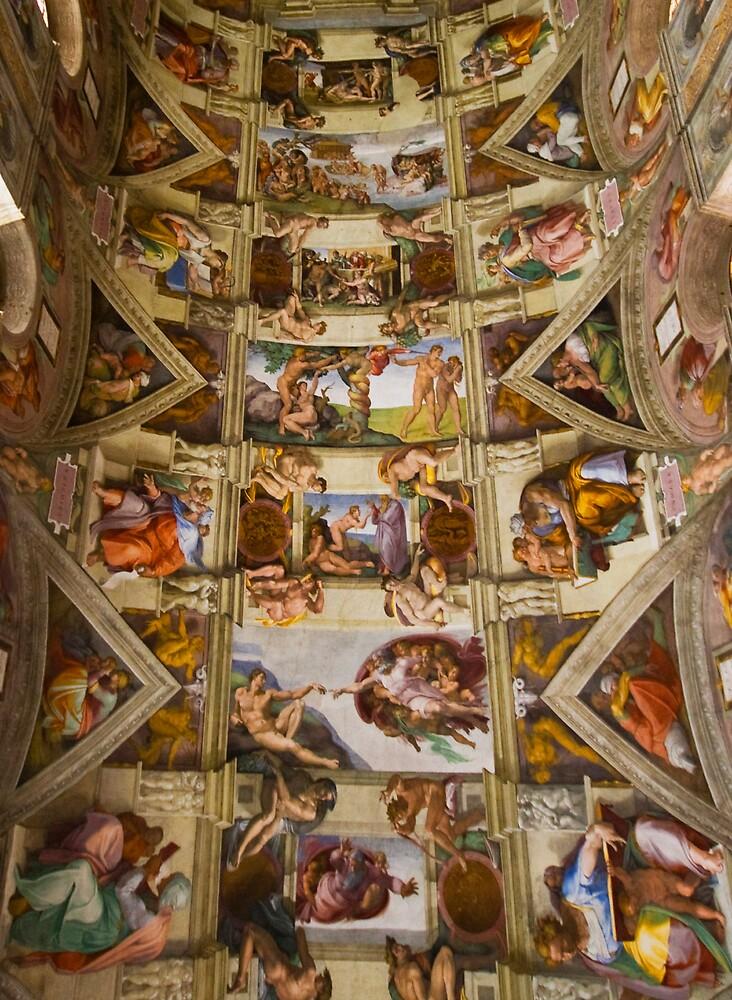 Sistine Chapel by LeeMartinImages