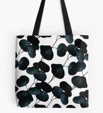 Dark Leaves #redbubble #artforsale Tote Bag