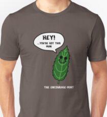 The Encourge-Mint Unisex T-Shirt