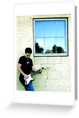 Lead Guitar by Taylor Sawyer