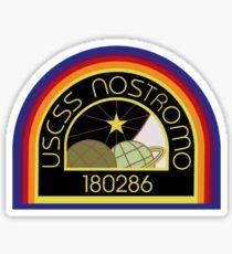 Nostrom Sticker