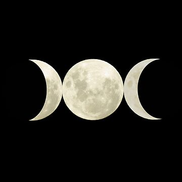 Pagan Moon by UncaDeej